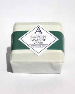 savon au lait de chèvre et huile essentielle lavande fermedes alix