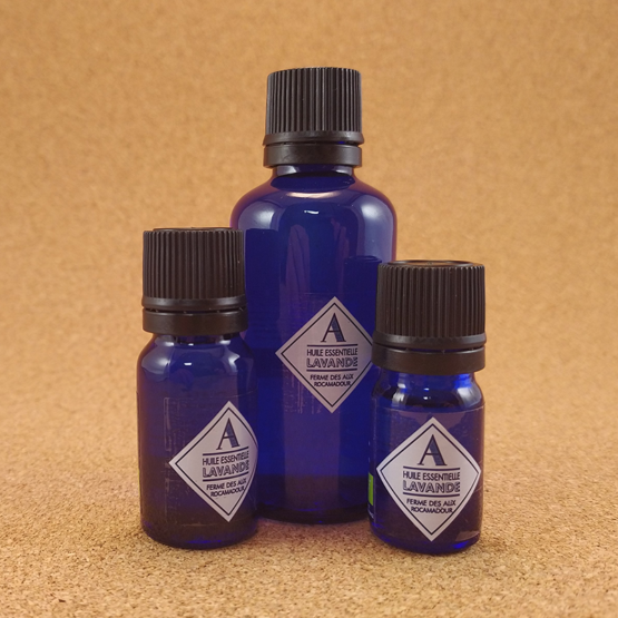huile essentielle de lavande de la Ferme des Alix