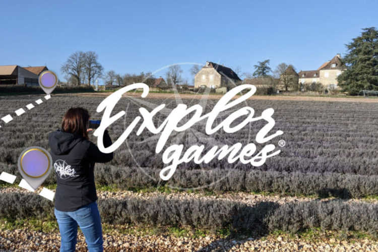 Explor Games Ferme des Alix visite ludique lavande Quercy