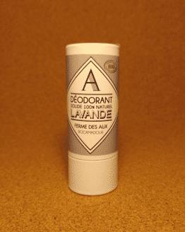 Déodorant solide lavande Quercy